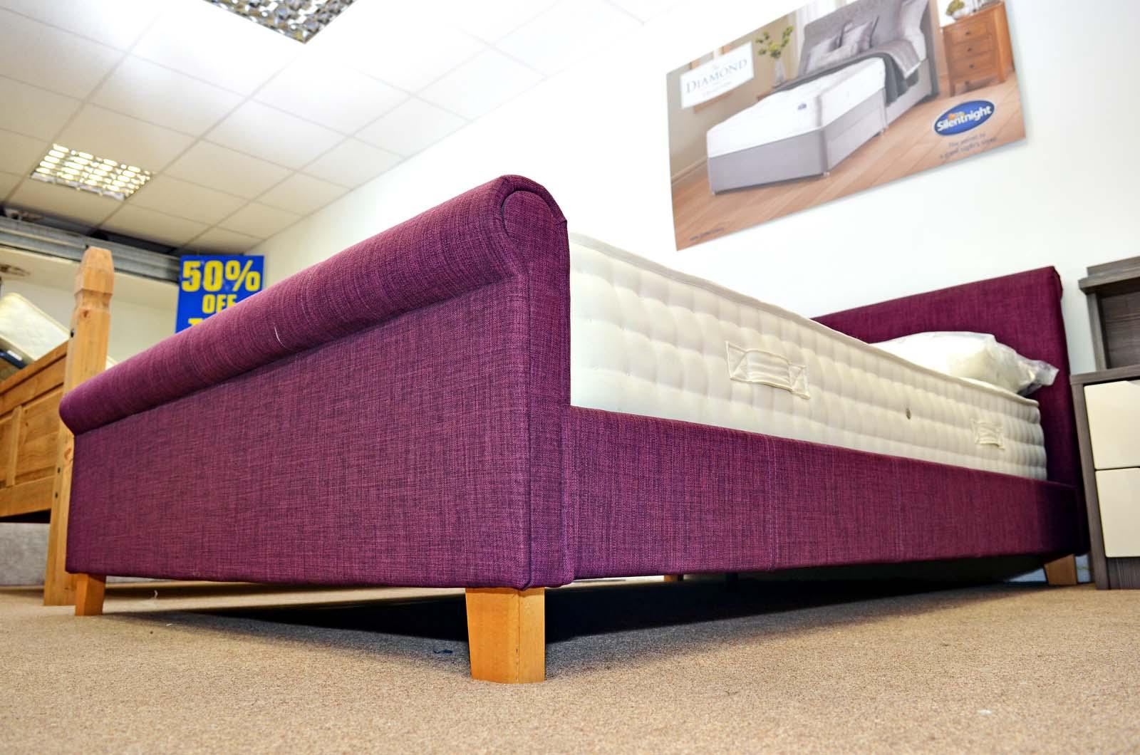carpet smart bed