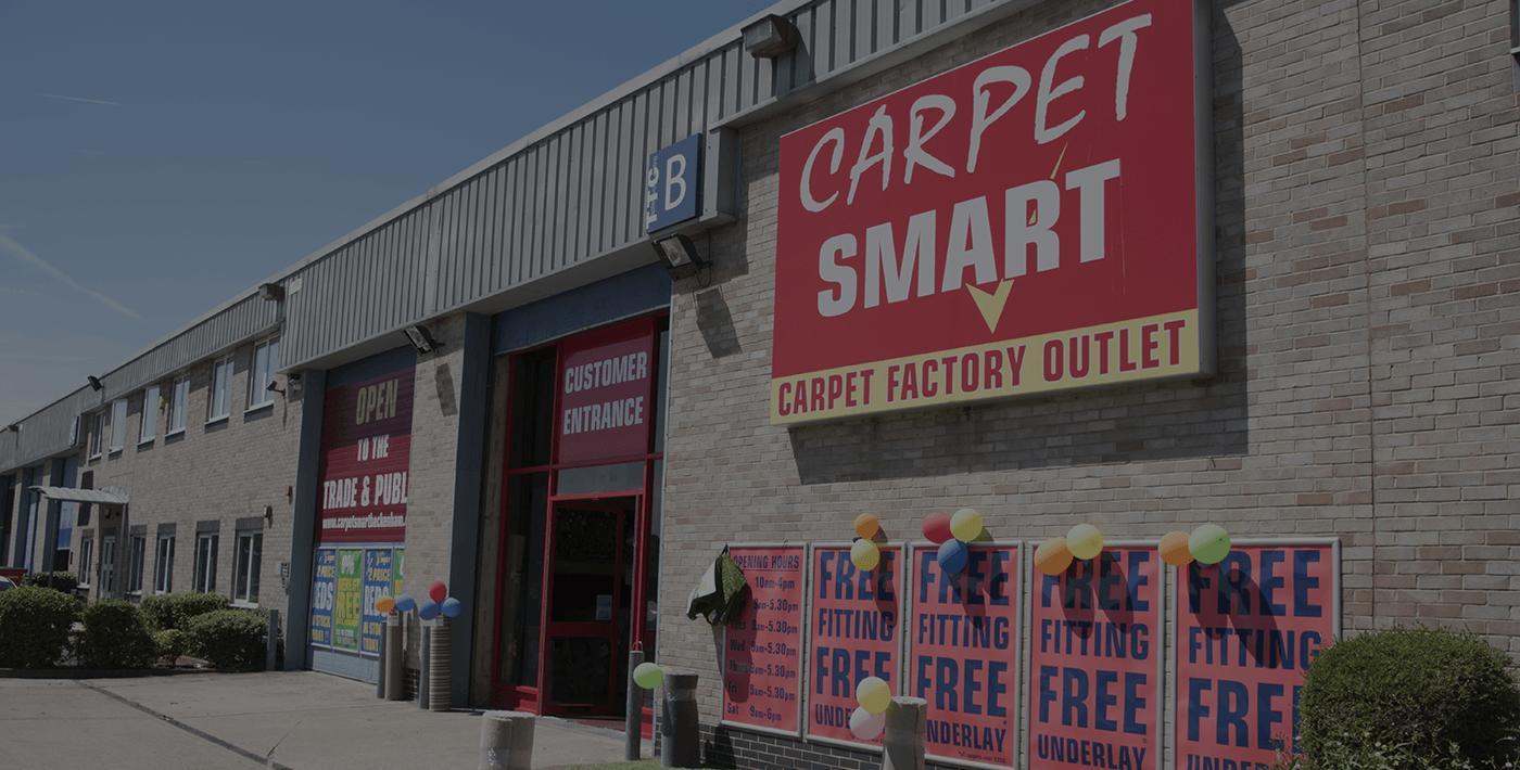 carpet smart showroom