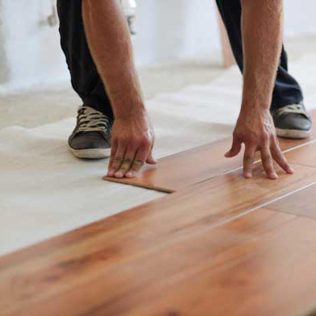 New Laminates Flooring