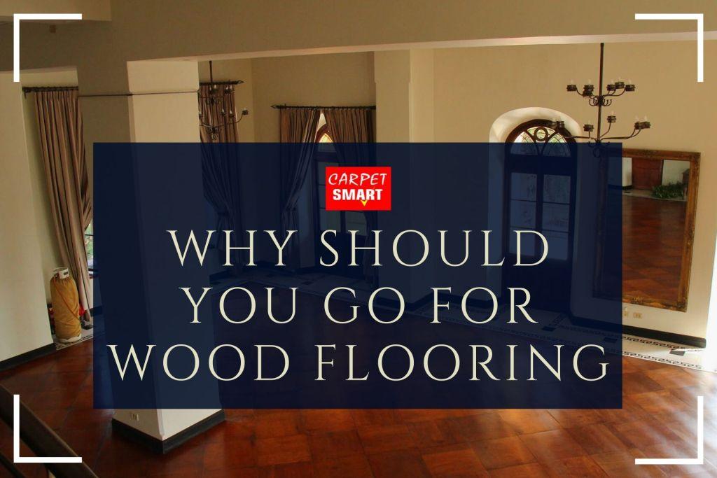 Wood flooring Crawley