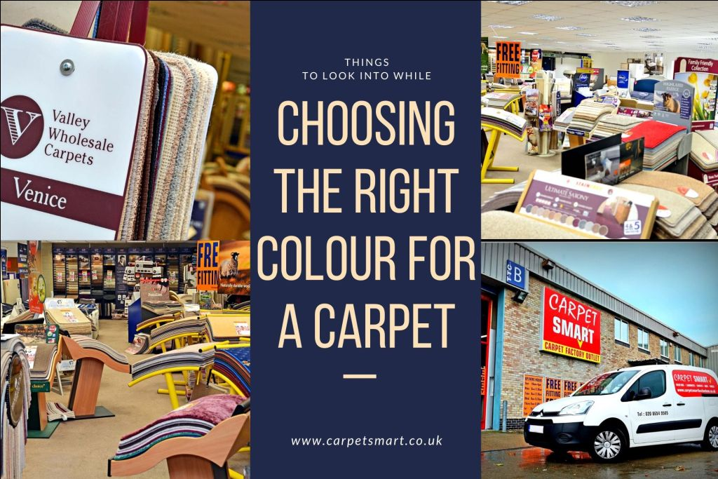 Carpet showroom Crawley